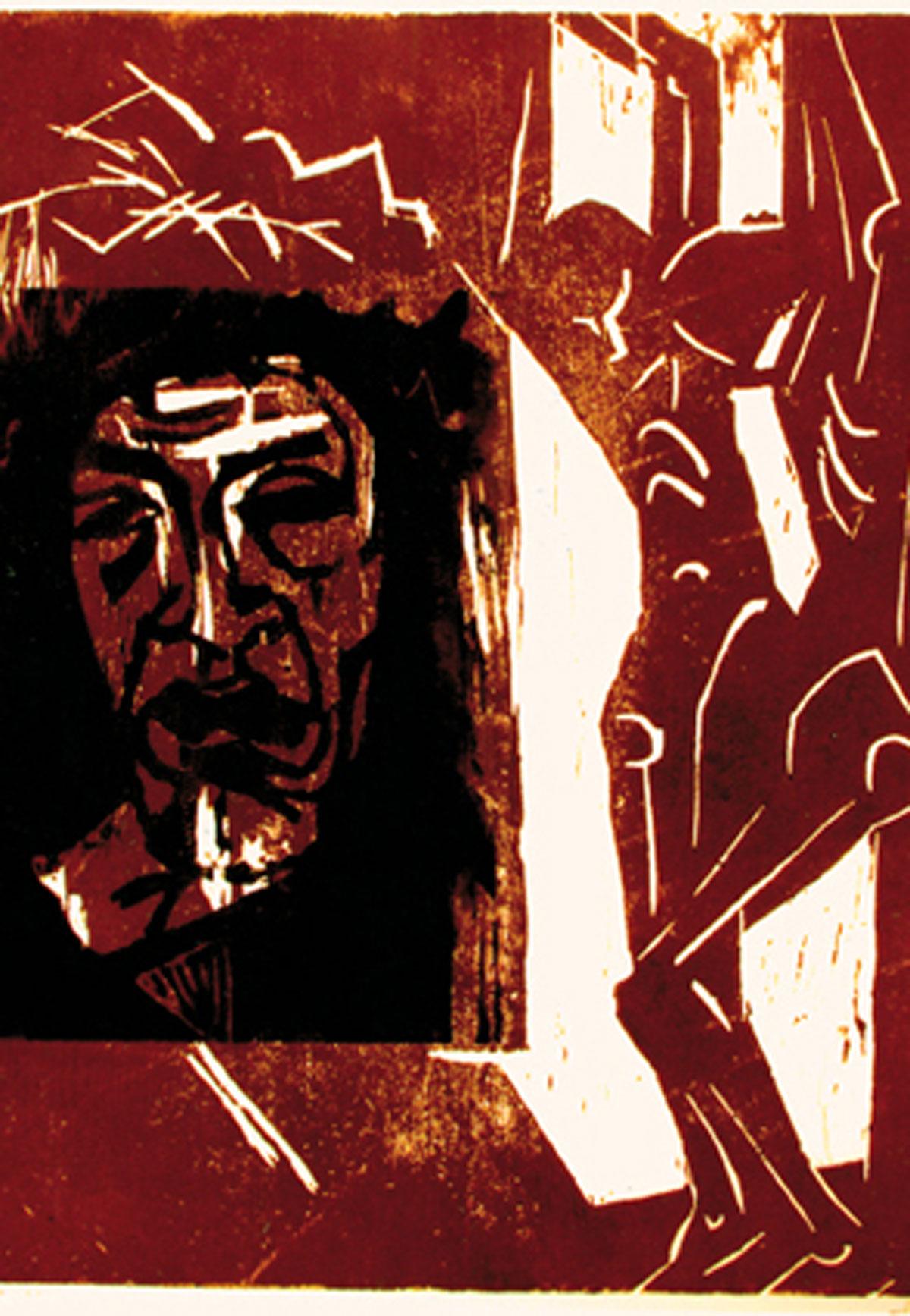 Heinz Tetzner, Am Pfahl, 2003