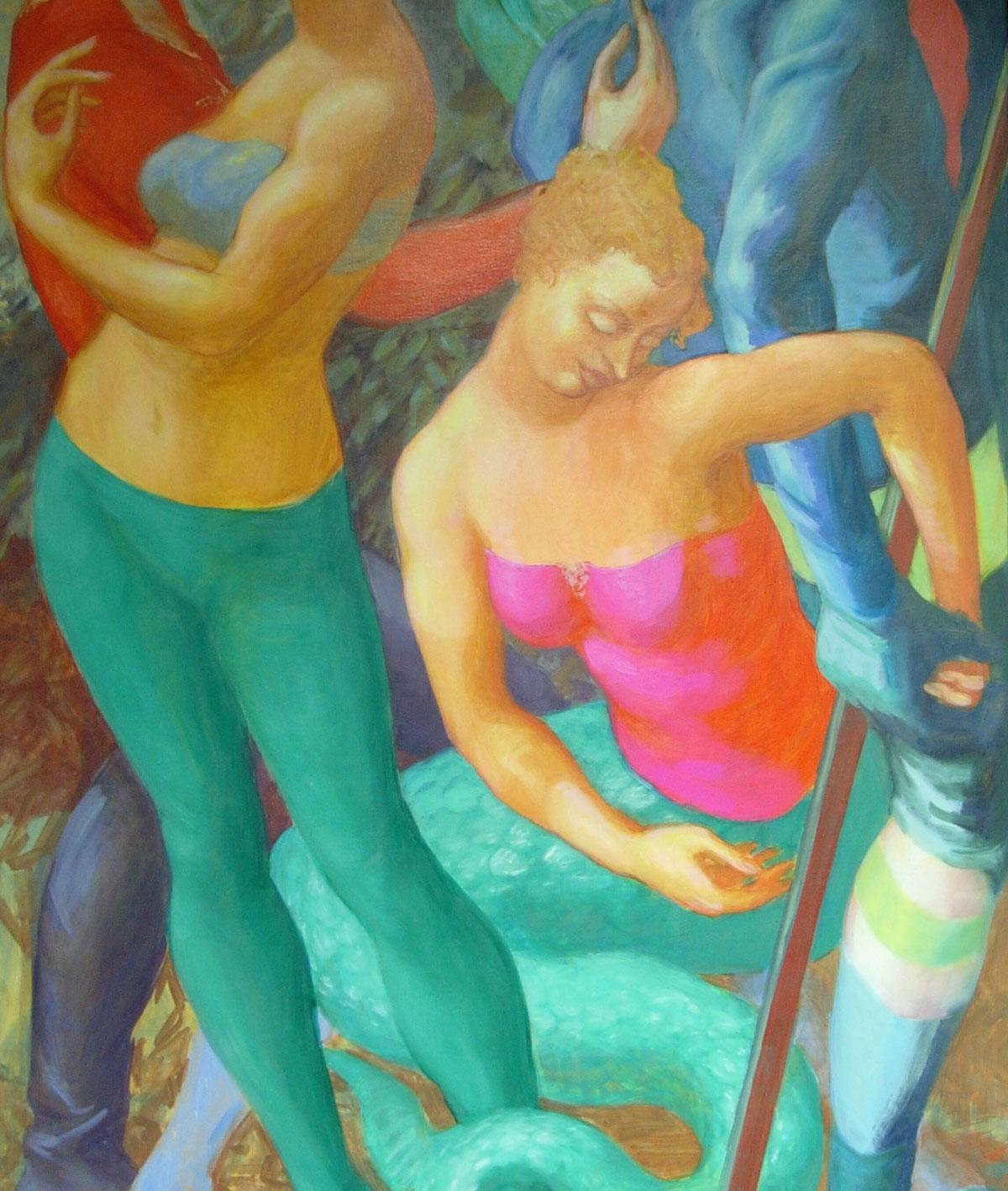 Ralph Matura: Das Wasser