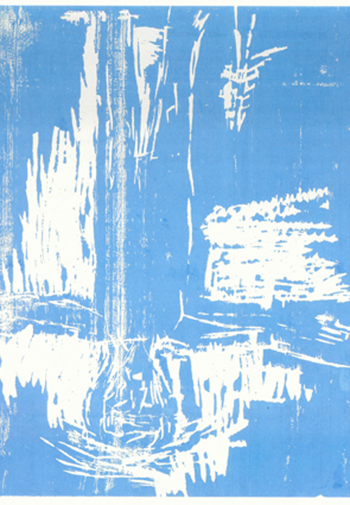 Georg Baselitz, Tanz ums Kreuz, 1983