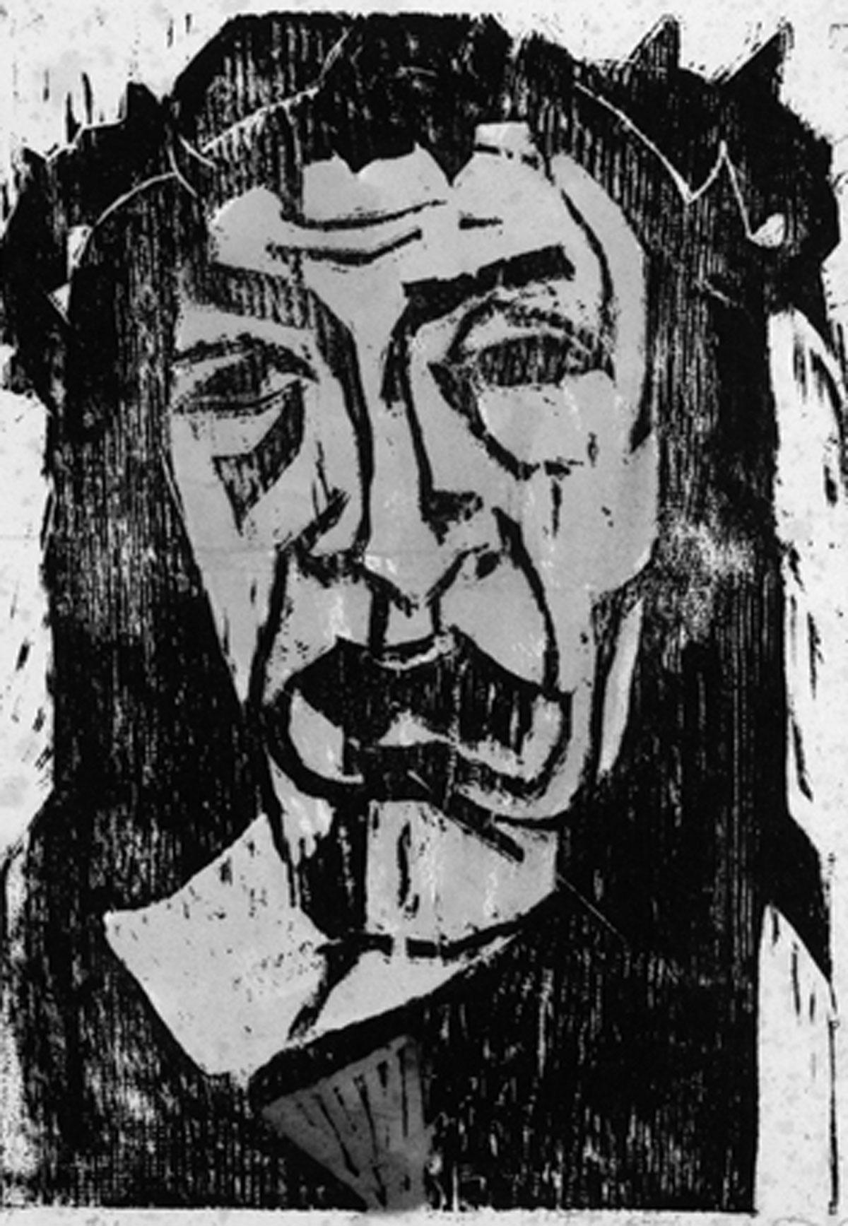 Heinz Tetzner, Gequält, 1953