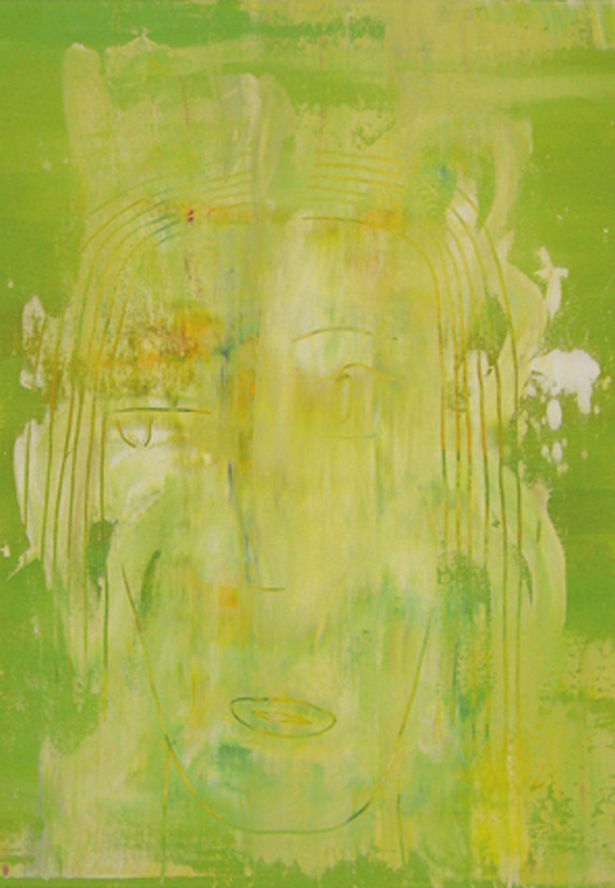 """Rolf Jahn, """"Christus"""", 2007"""