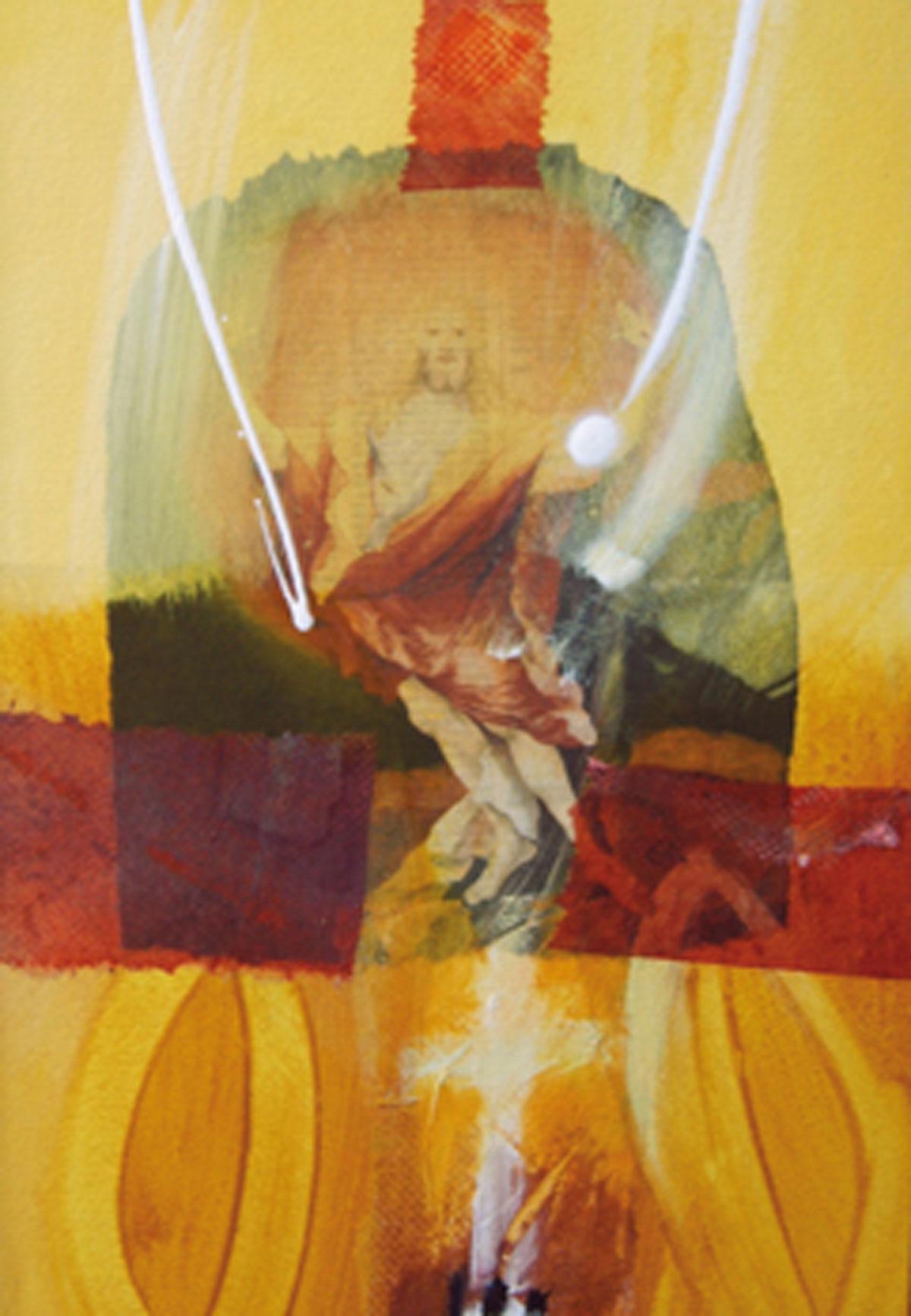 Jörgen Habedank, Es ist ein Kreuz mit der Auferstehung, 2004