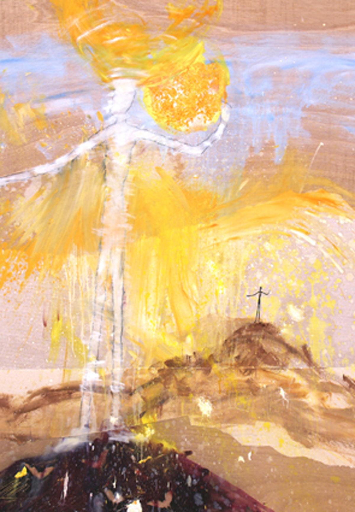 Jörg Länger, Christus-Sonnen-Studie, 2007