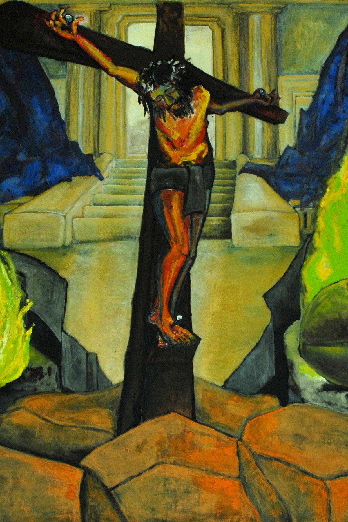 Sofie Imanuela Jahav: Am Kreuz