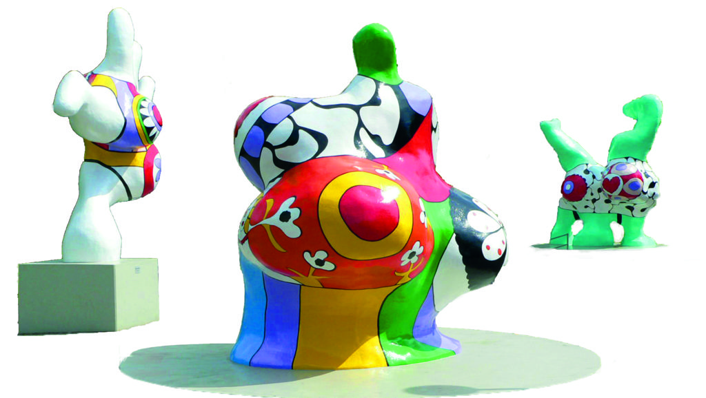 Poetisch Kraftvoll Raumgreifend Niki De Saint Phalle Thomas