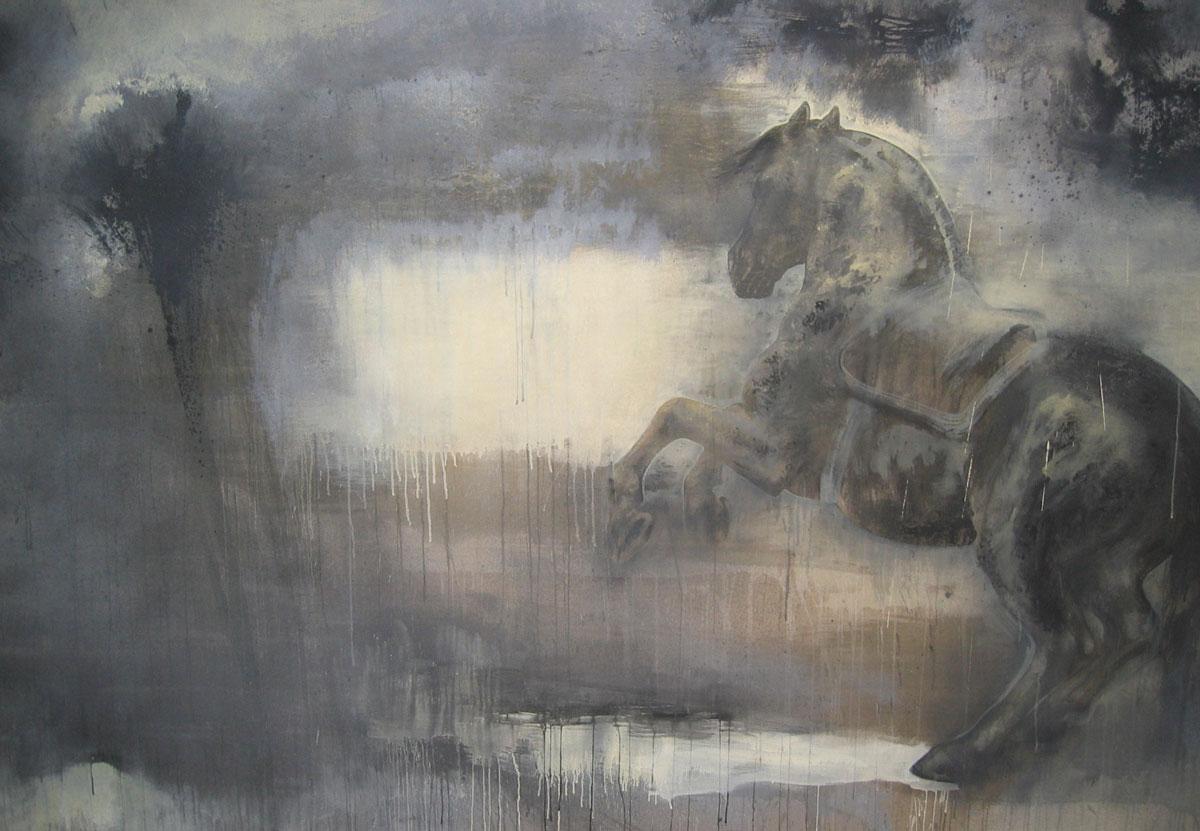 Ricardo Abella: Pferd