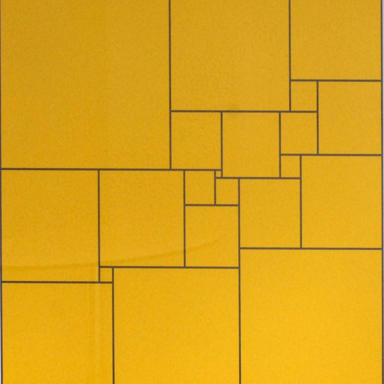 Zimmermann: Das perfekte Quadrat Sonderdruck anlässlich der Ausstellung