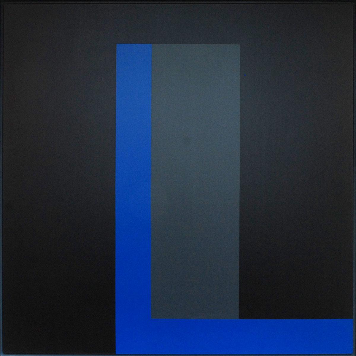 Zimmermann: Blauer Winkel, Verdichtung des Raumes 98