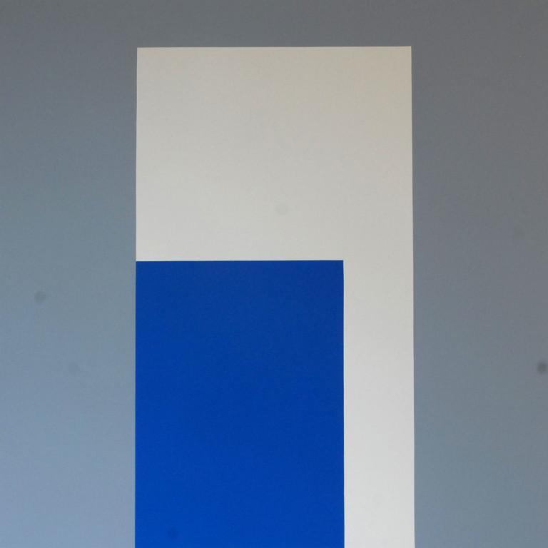 Zimmermann: Blaues Feld 09