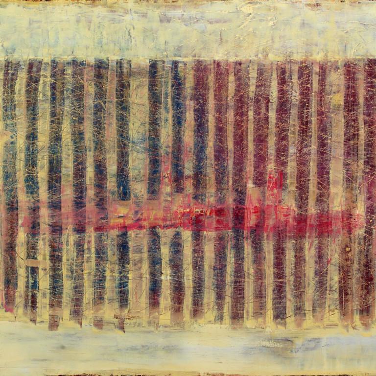 Dorissa Lem: Kammertöne – Öl auf Holz