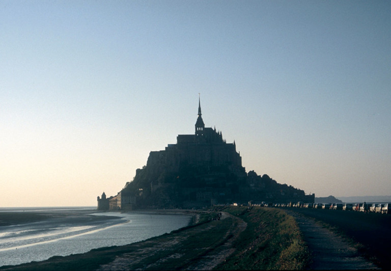 Hoffmann: Mont-Saint-Michel
