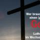 Plakat_Wer braucht noch einen gnädigen Gott