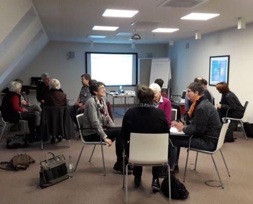 Pfarrgemeinderäte und Ortsausschüsse innovativ leiten