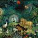 Oskar Schlemmer, Tierparadies ©  akg-images