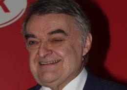 NRW-Innenminister Herbert Reul führt in die Thematik als Schirmherr ein