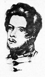 Marx als Student-1836