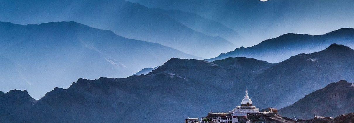 Leh, Indien, Tibeter