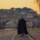 Mönch am Tiber, Weg