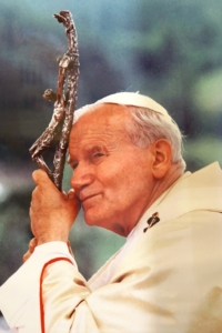 Papst Johannes Paul II (Bild: gemeinfrei)