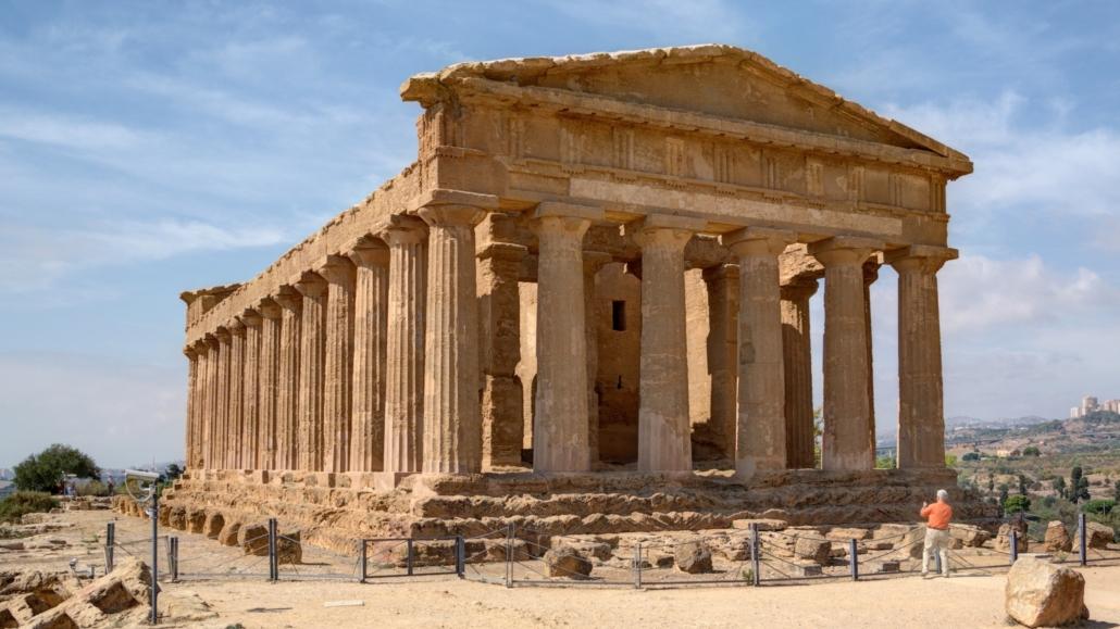 Griechische, arabische und normannische Einflüsse in Sizilien