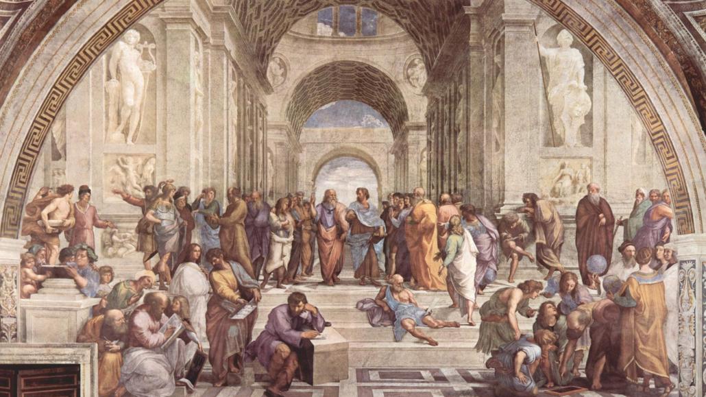 Meisterschüler Platons-Plotin-Seminar in Bensberg