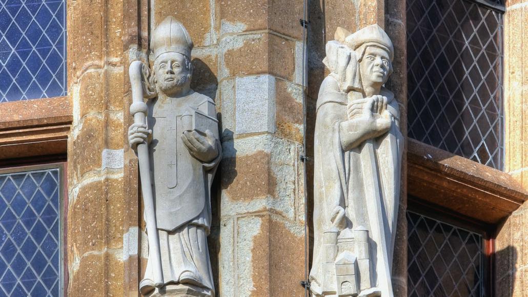 Diener zweier Herren? Der heilige Heribert und die Ottonen-Seminar in Bensberg