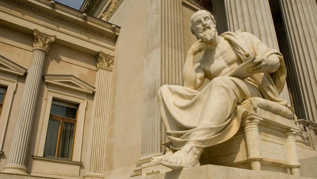 Die Schüler der großen Philospohen