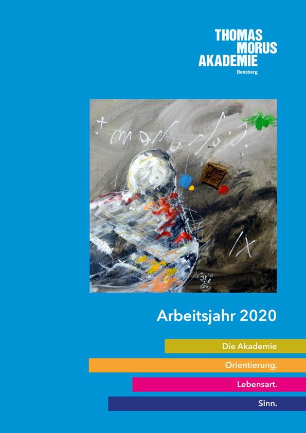 Der Arbeitsbericht der TMA beschreibt die Aktivitäten und Statistik aus 2020.