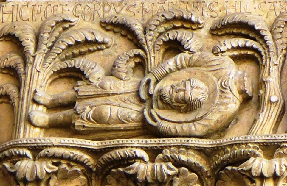 Beitrag von Dr. Andreas Thiel über die Grabeskirche in Fidenza.