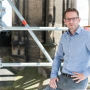 Peter Füssenich ist Dombaumeister am Kölner Dom. Ein Interview.