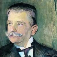 Oscar Troplowitz (1916) Gemälde von Franz Nölken
