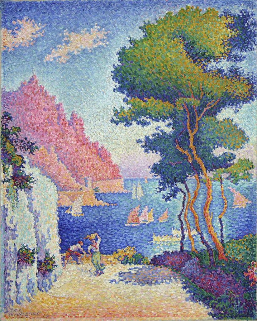 Bon Voyage, Signac! Eine impressionistische Reise durch die aktuelle Ausstellung im Wallraf-Richartz Museum