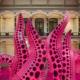 Ausstellung der Künstlerin YAYOI KUSAMA im Gropius Bau