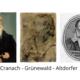 """""""Verachtet mir die Meister nicht, und ehrt mir ihre Kunst!"""" - Cranach - Grünewald - Altdorfer: Dürers geniale Kollegen. Seminar in Bensberg"""