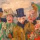 Der Maler der Masken. James Ensor in Mannheim. Kulturexpress mit der Thomas-Morus-Akademie Bensberg
