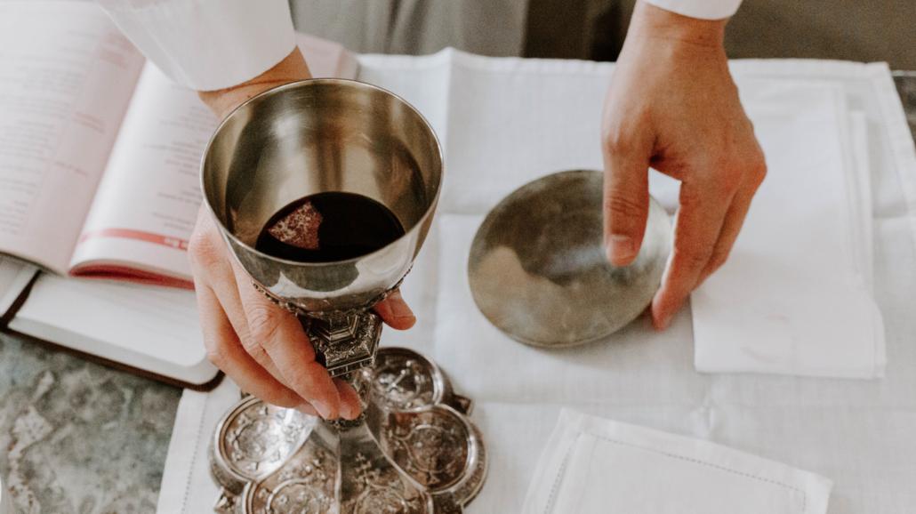 Die biblischen Quellen der Eucharistie-Liturgisches Seminar