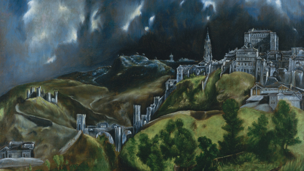 El_Greco_Blick auf Toledo-Online-Kulturreise
