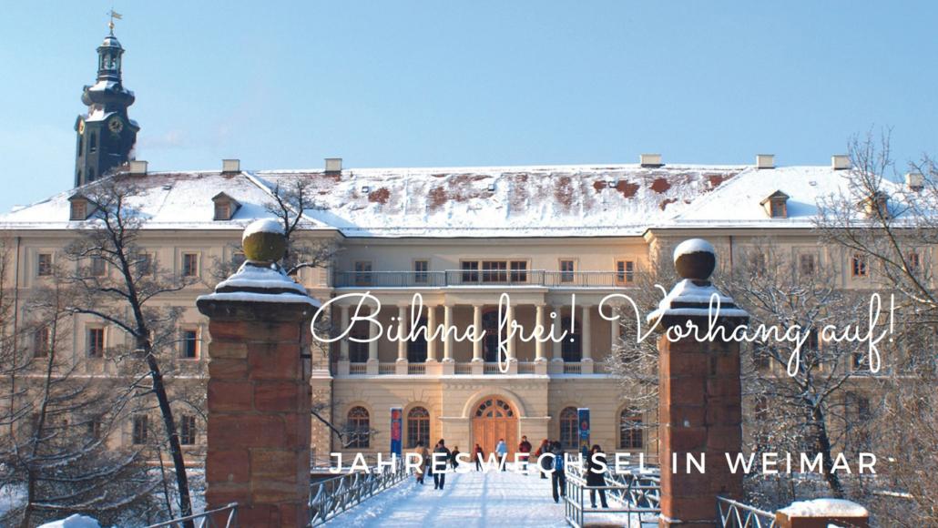 Jahreswechsel in Weimar