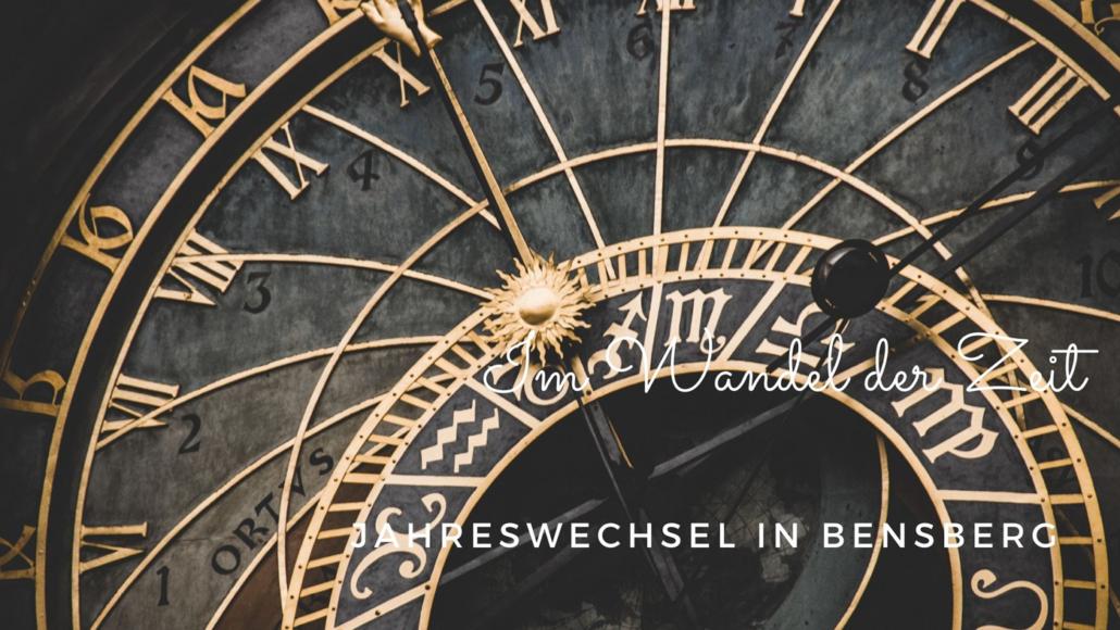 Jahreswechsel in Bensberg