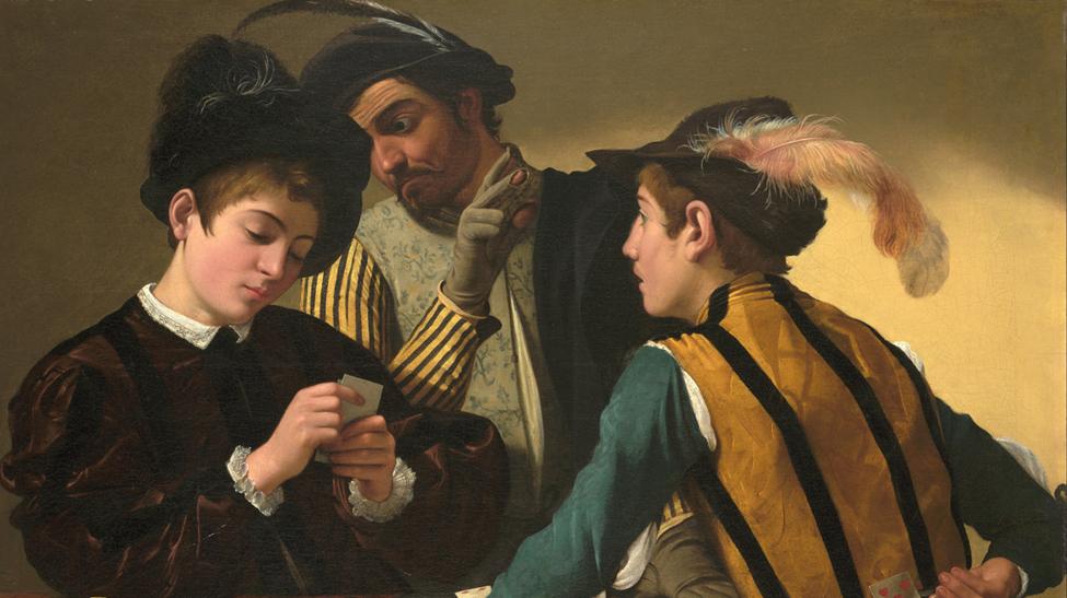 Zum 450. Geburtstag des Malergenies Caravaggio-Seminar in der Thomas-Morus-Akademie Bensberg