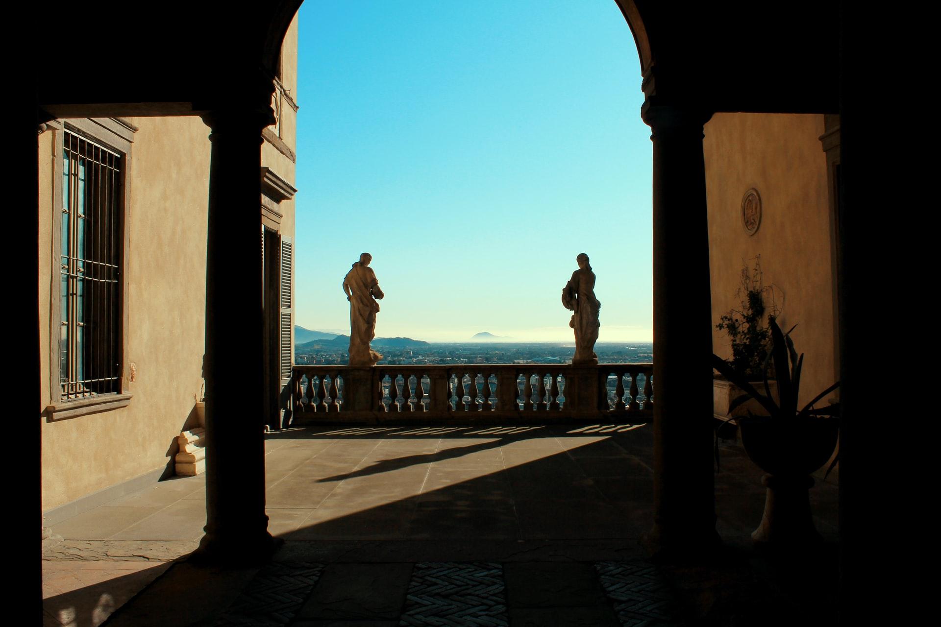 Der Real Alcázar in Sevilla