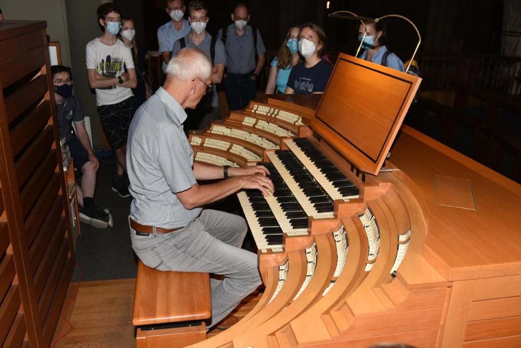 OrgelCamp-Orgelmusik fasziniert-Mehr in unserem Blog