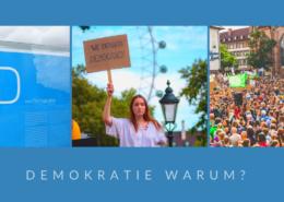 Demokratie warum? Ein Beitrag von Prof. Dr. Armin Wildfeuer