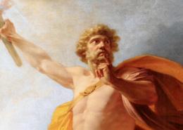 Prometheus. Beitrag von Prof. Dr. Drux