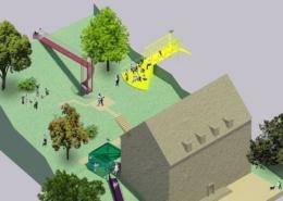 Entwurf des Projektes in Mönchengladbach-Neue Auftraggeber-Mehr im Blog der Akademie
