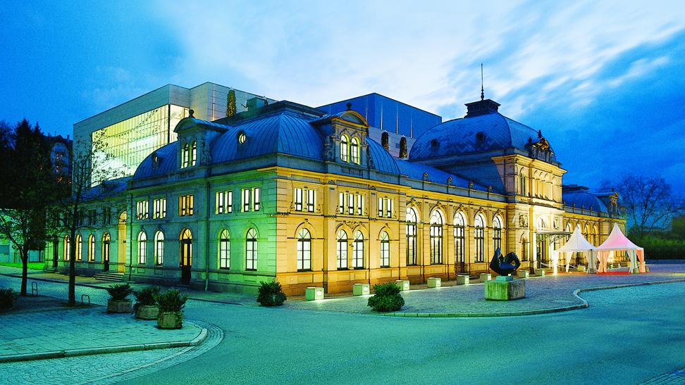 Kulturreise nach Baden-Baden-Ostern 2022